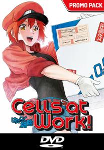 Cells at Work! Vol1 DVD promo