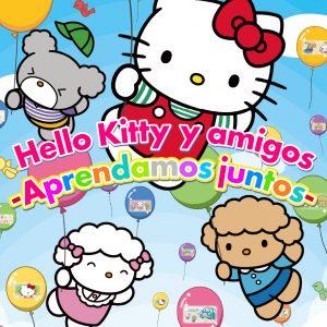 Hello Kitty y amigos: ¡Aprendamos juntos!