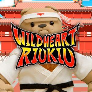 Riukiu, el perro karateka